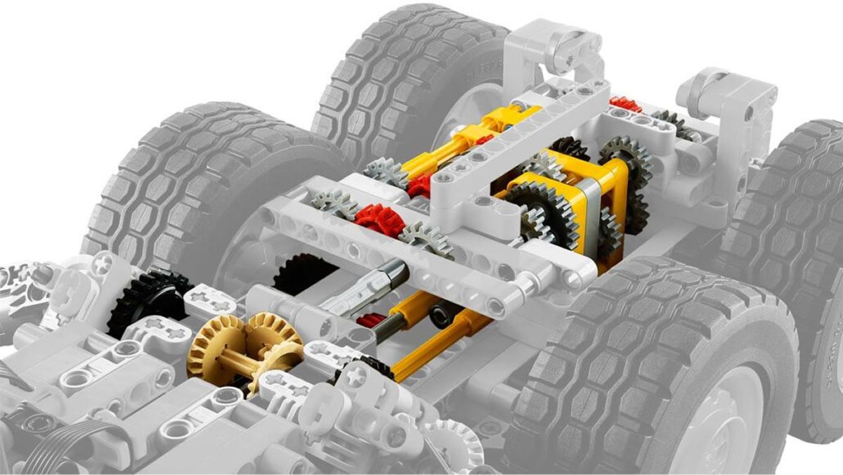 lego-technic-42114-knickgelenkter-volvo-dumper-6-6-2020-inhalt-5 zusammengebaut.com
