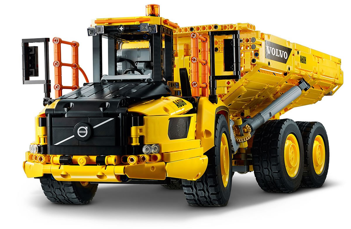 lego-technic-42114-knickgelenkter-volvo-dumper-6-6-2020-inhalt zusammengebaut.com