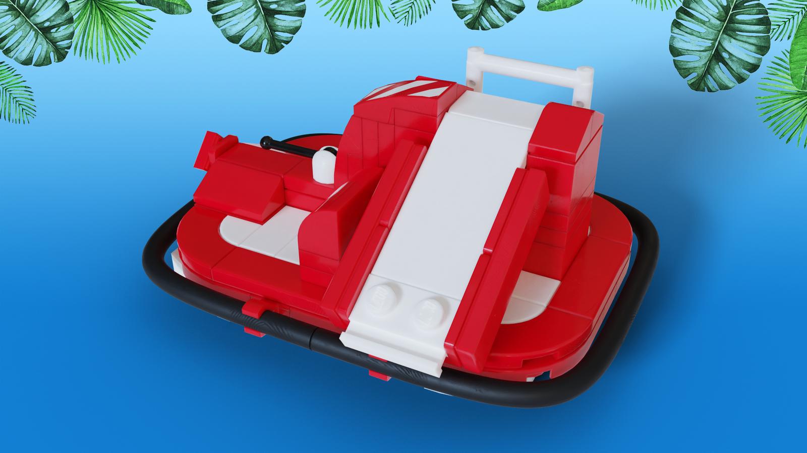 tretboot-lego-rutsche zusammengebaut.com