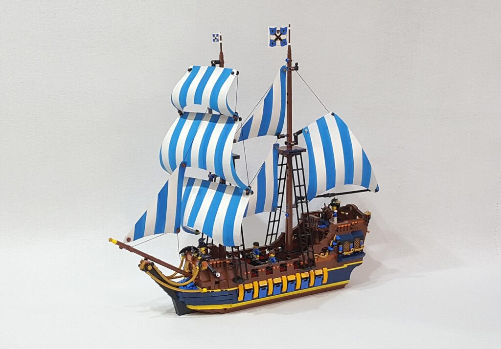 zusammengebaut_legoideas_carribean_clipper_total