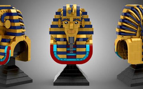 Tutankhamun by Koen Zwanenburg