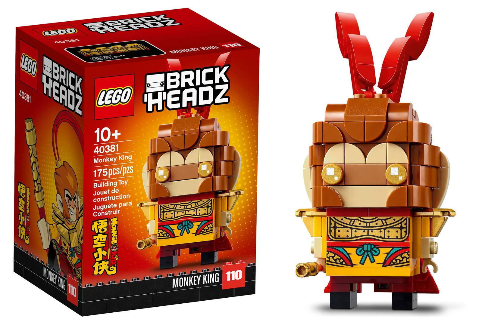 lego-40381-brickheadz-monkey-king-2020 zusammengebaut.com