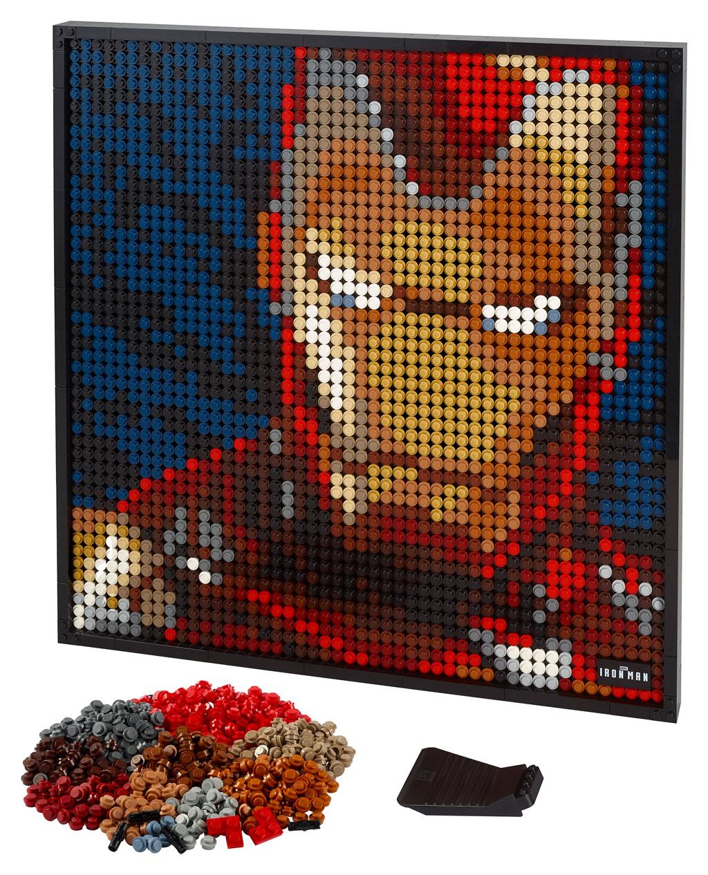 lego-arts-31199-marvel-studios-iron-man-inhalt-2020 zusammengebaut.com