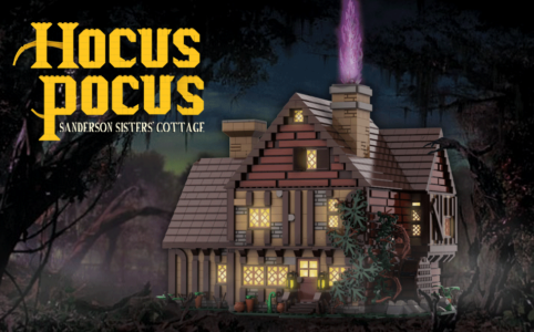 lego-ideas-hocus-pocus-sanderson-sisters-cottage-theambrinator zusammengebaut.com