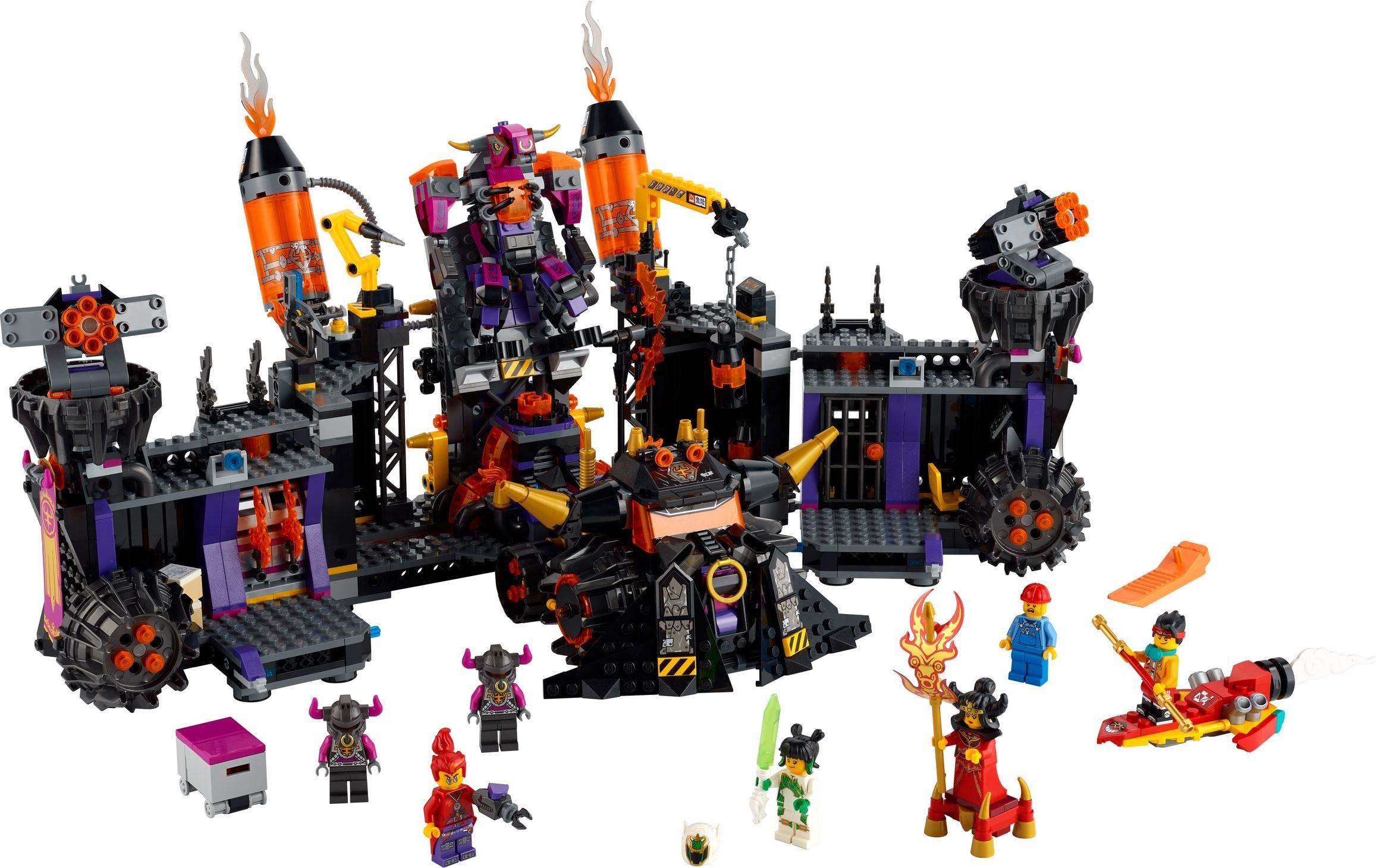lego-monkie-kid-80016-inhalt zusammengebaut.com