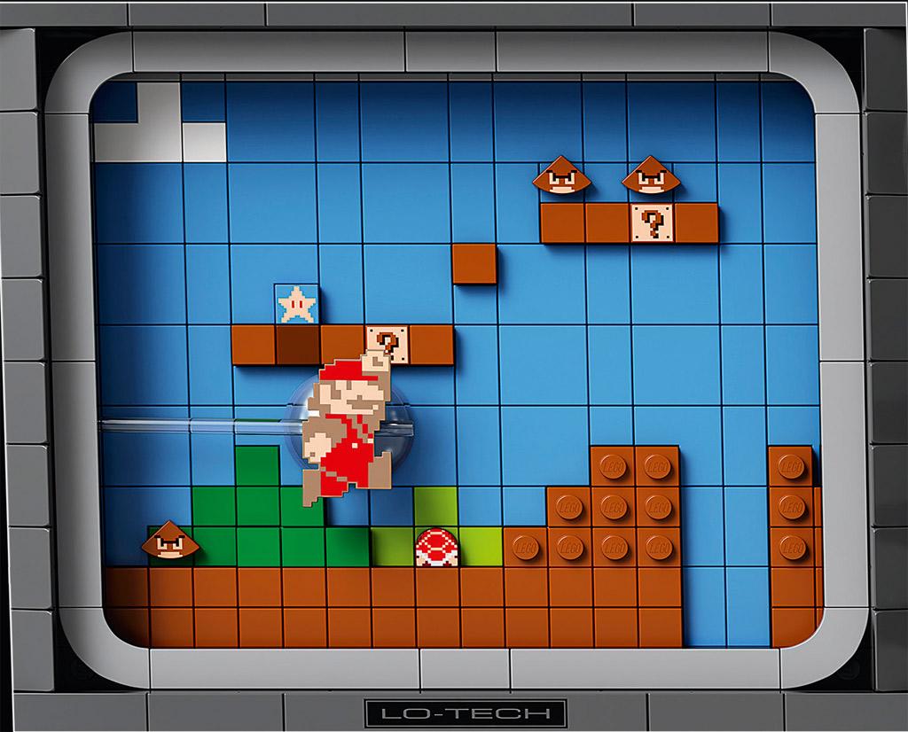 lego-super-mario-71374-nintendo-entertainment-system-level-zusammenbau-2020 zusammengebaut.com