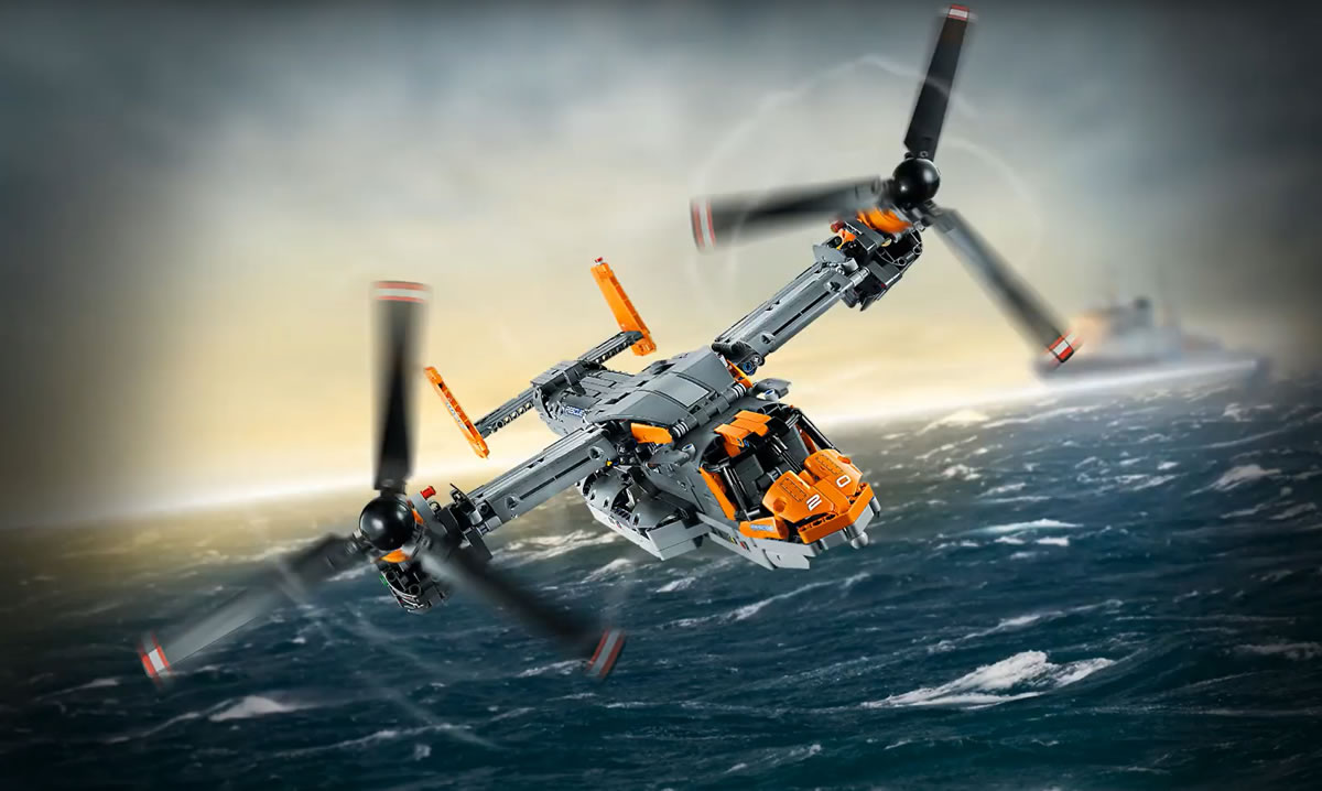 lego-technic-42113-bell-boeing-v-22-osprey-2020-meer zusammengebaut.com
