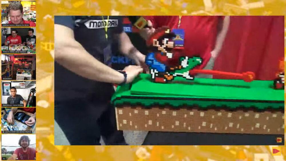 super-mario-world-lego-kevin-hinkle-beyond-the-brick zusammengebaut.com