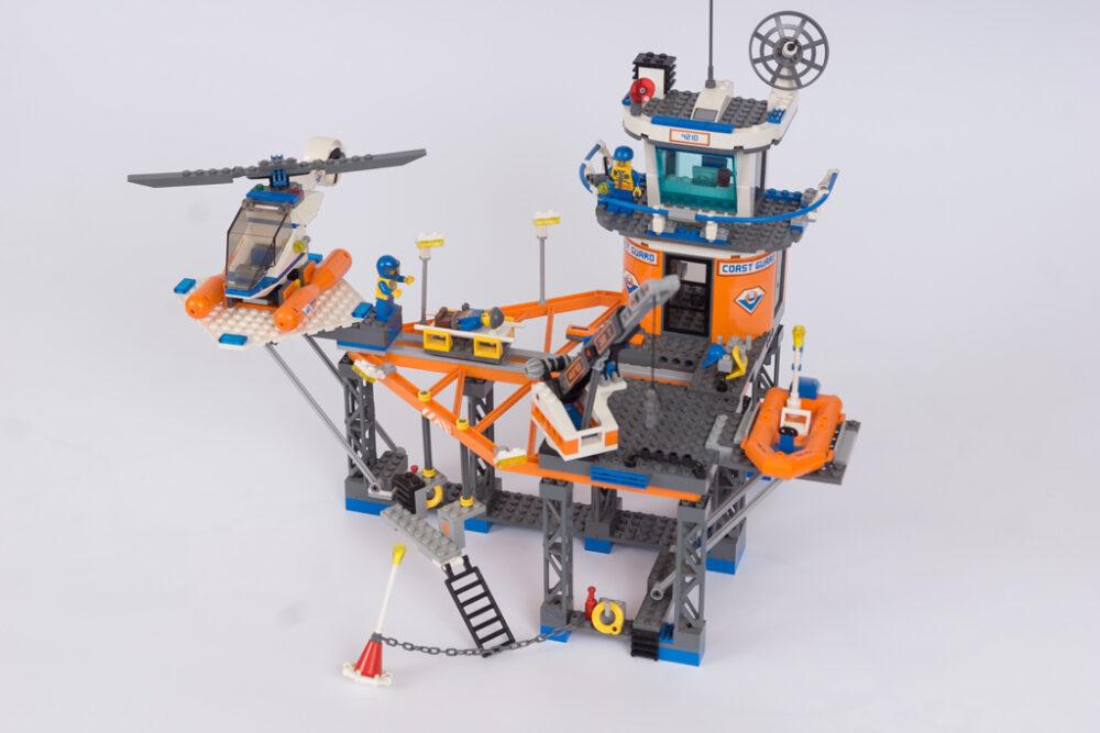 4210 Rettungsplattform der Küstenwache 01 zusammengebau.com