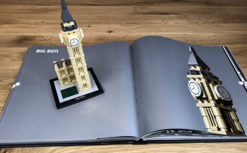 "LEGO Architecture ""The visual Guide"""