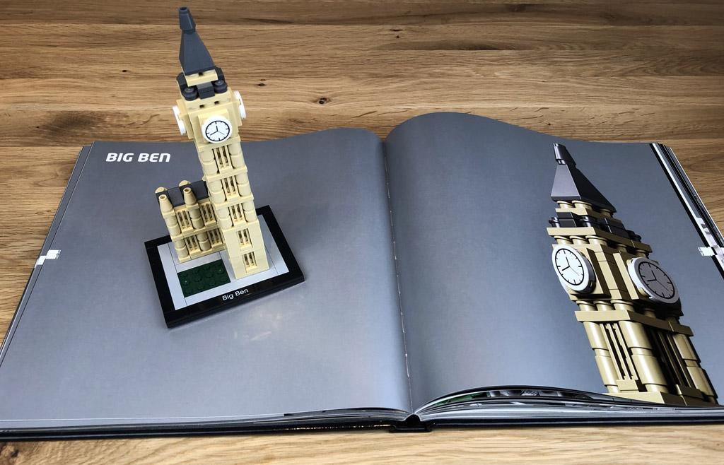 "LEGO Architecture ""The visual Guide"""