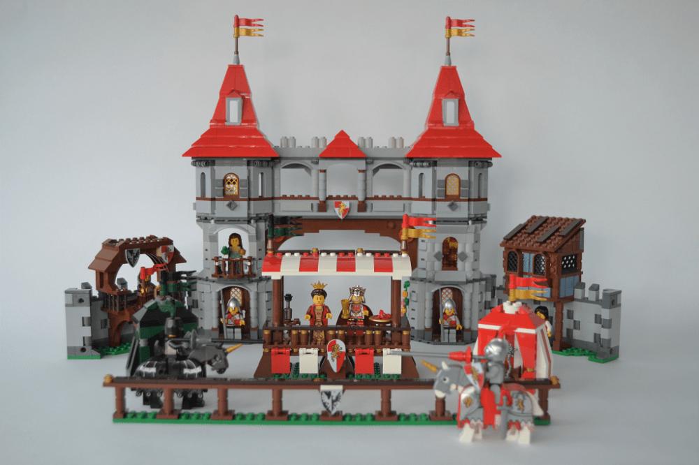 LEGO Kingdoms 10223 Joust