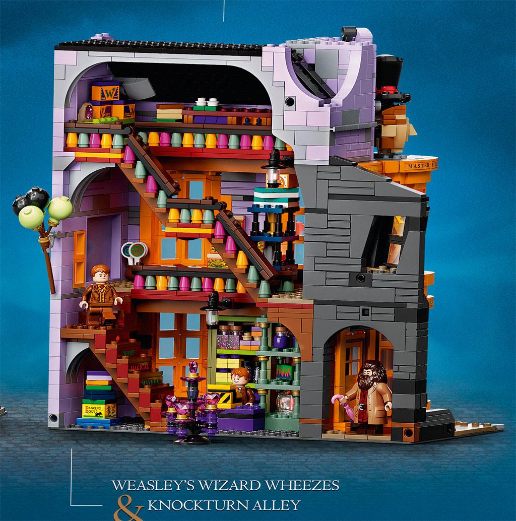 lego-harry-potter-75978-winkelgasse-2020-rueckseite-4 zusammengebaut.com