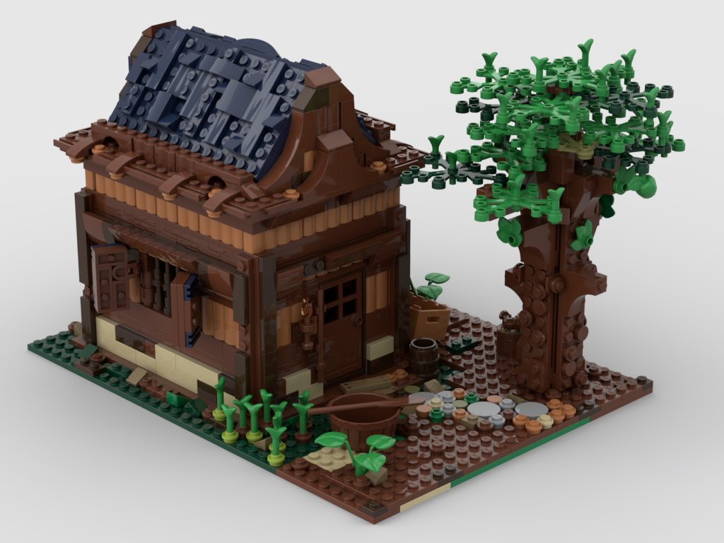 lego-moc21318-modular-medieval-house-alternative-build-rebrickable-gabizon-1 zusammengebaut.com