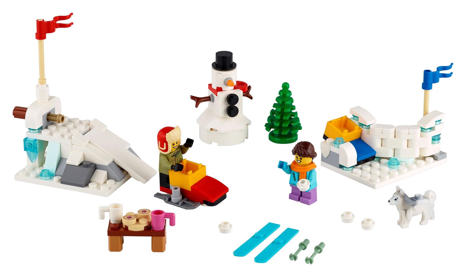 lego-seasonal-40424-winter-snowball-fight-schneeballschlacht-2020-1 zusammengebaut.com