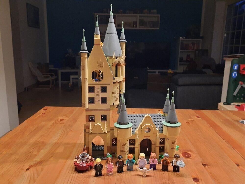 LEGO Harry Potter 75969 Astronomieturm auf Hogwarts
