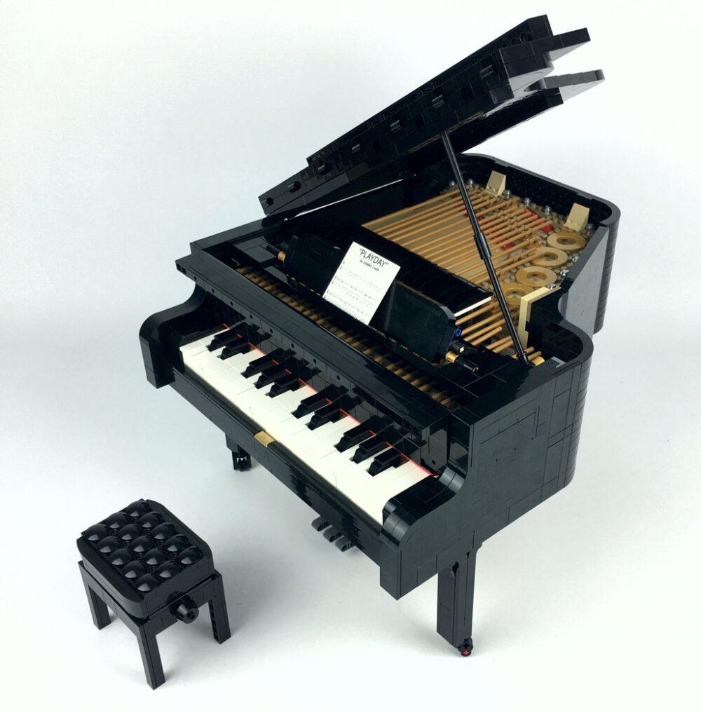 LEGO Ideas 21323 Konzertflügel