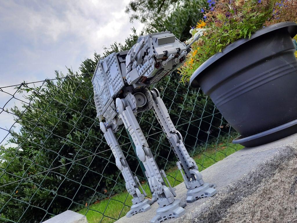 LEGO Star Wars 75288 AT-AT im Review
