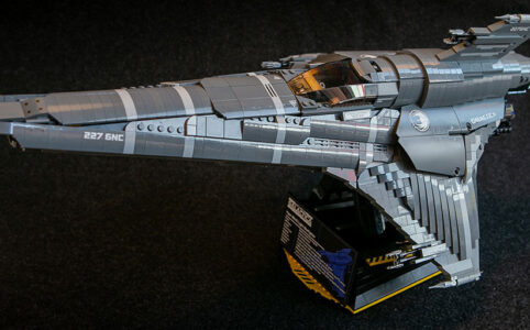 Colonial Viper MkVII by Davdup