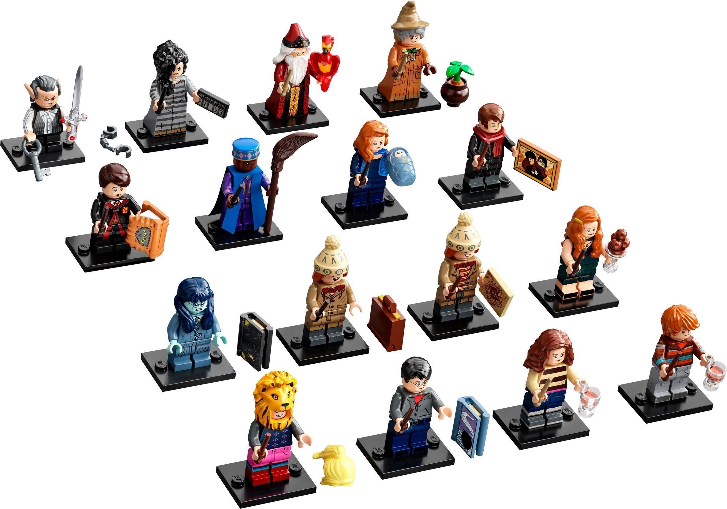 LEGO Harry Potter 71028 Minifiuren