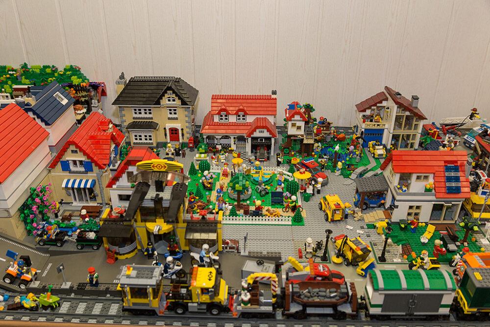 Eine Reise durch meine LEGO City: Der Wille nach Villen