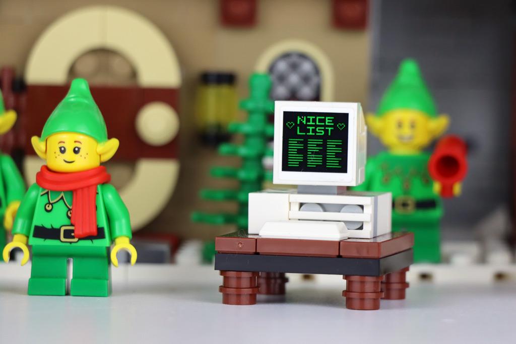 LEGO 18+ 10275 Elfen-Klubhaus PC