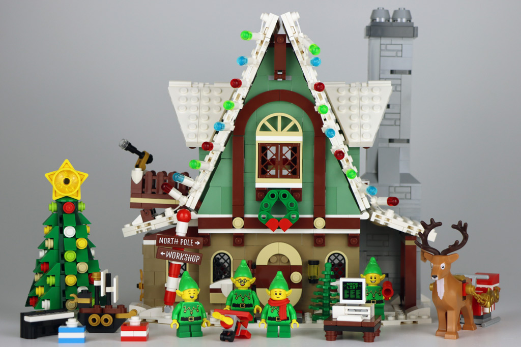 LEGO 18+ 10275 Elfen-Klubhaus