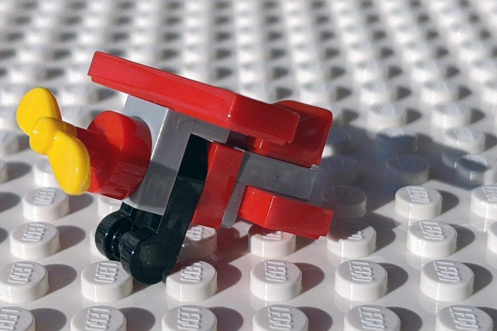 LEGO 18+ 10275 Elfen-Klubhaus Propellermaschine