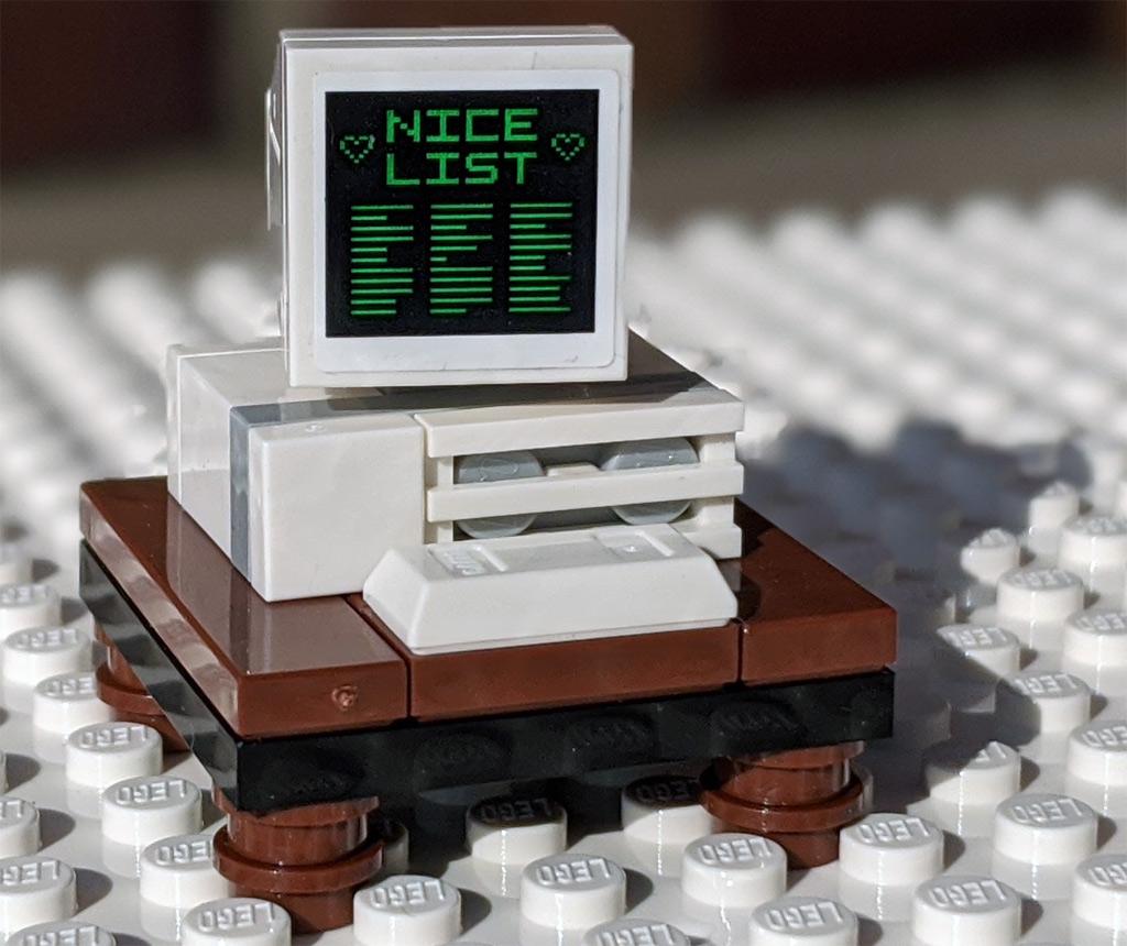 LEGO 18+ 10275 Elfen-Klubhaus PC Rechner