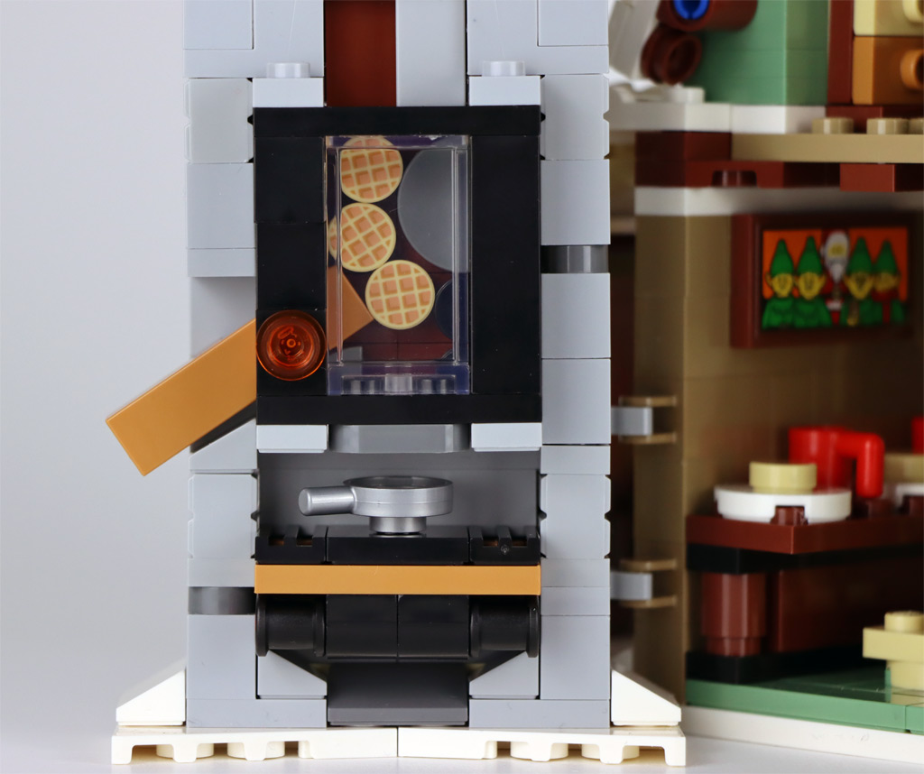 LEGO 18+ 10275 Elfen-Klubhaus Weihnachtsbäckerei