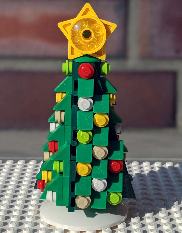 LEGO 18+ 10275 Elfen-Klubhaus PC Weihnachtsbaum