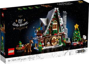 LEGO 18+ Winter Village 10275 Elfen-Klubhaus Box