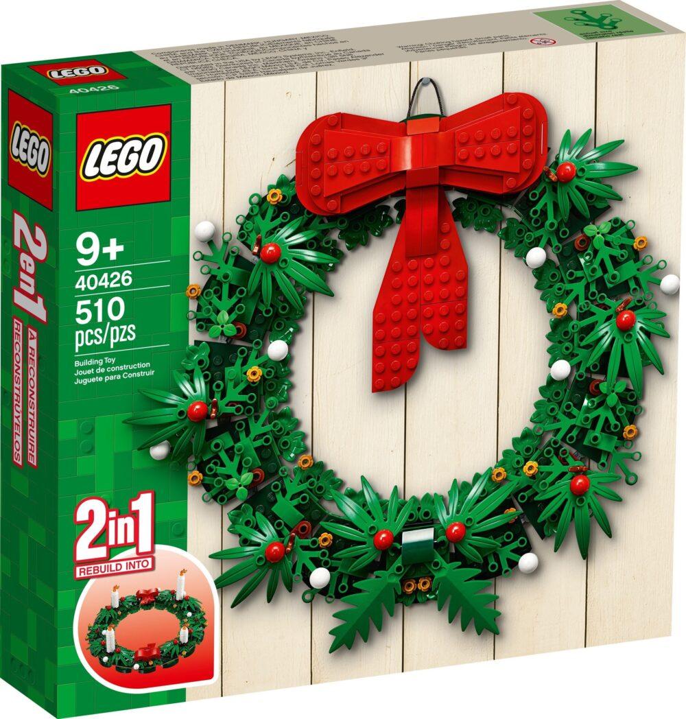 LEGO 40426 Adventskranz