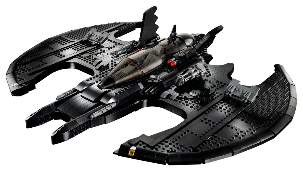 LEGO Batman 76161 1989 Batwing DC Comics Super Heroes