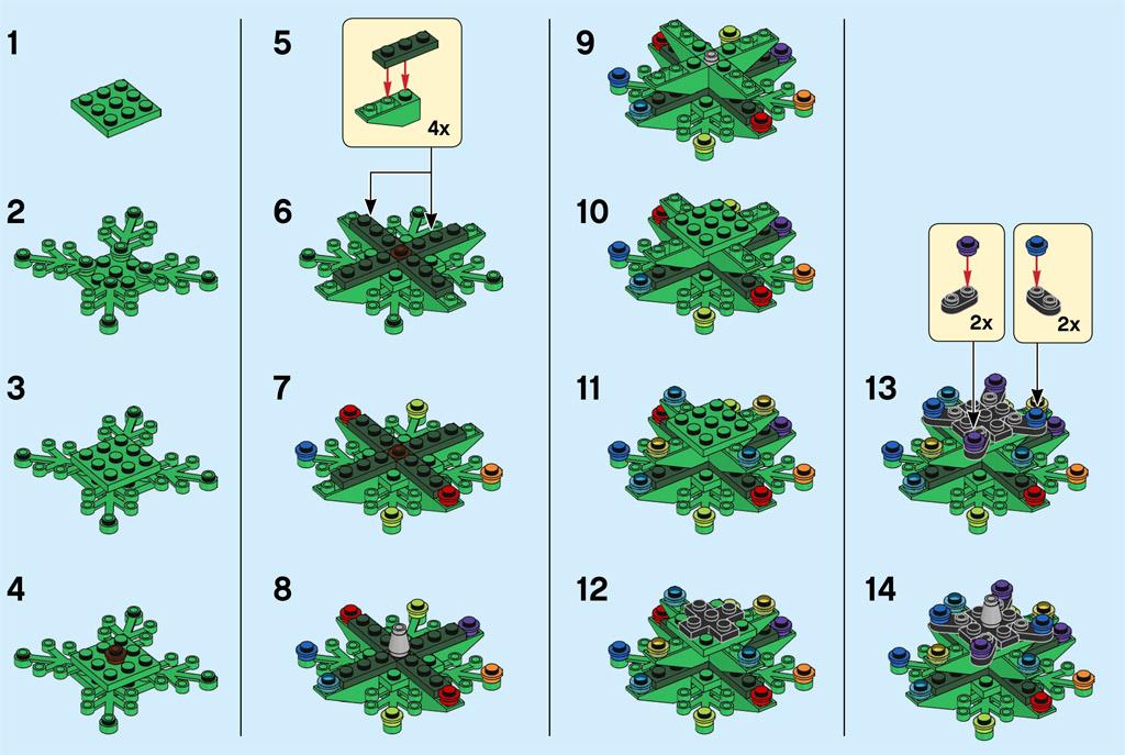 lego-creator-30576-weihnachtsbaum-anleitung-1 zusammengebaut.com
