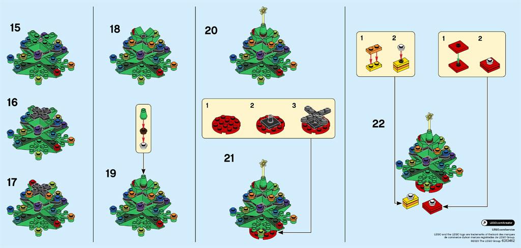 lego-creator-30576-weihnachtsbaum-anleitung-2 zusammengebaut.com
