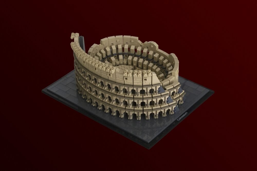 LEGO Ideas Colosseum (Architecture Style) SkyWalter