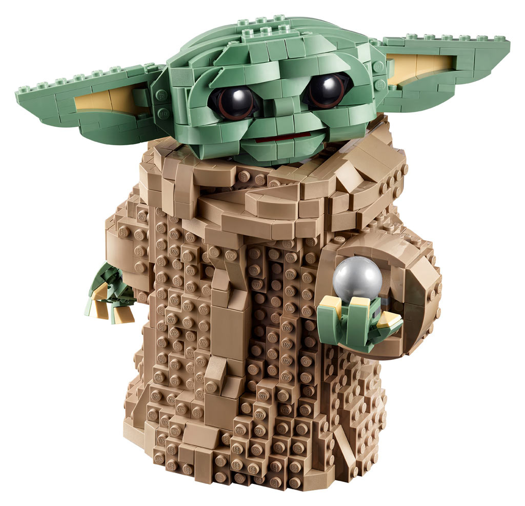 LEGO Star Wars 75318 The Child Figur