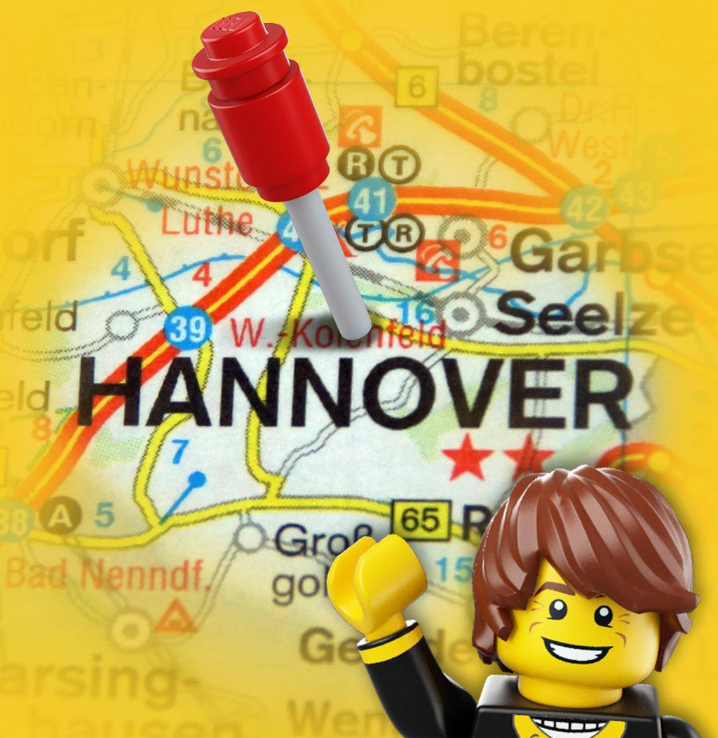 LEGO Store Hannover