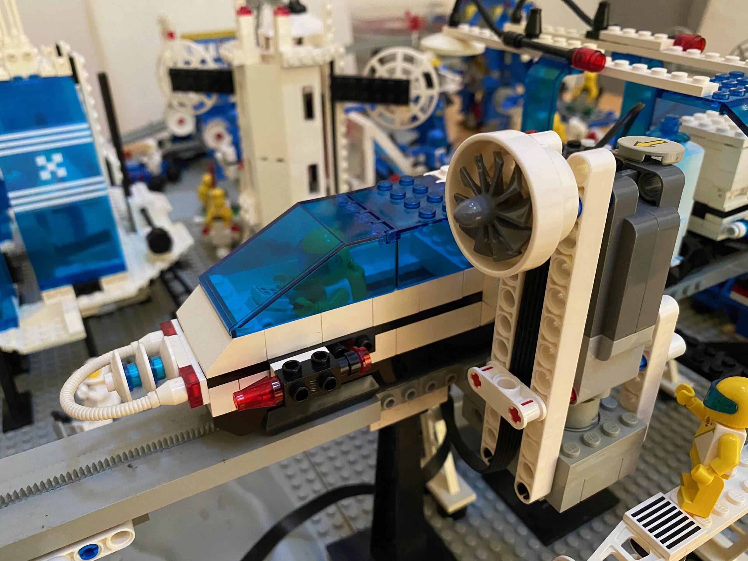 LEGO Monorail: Startklar