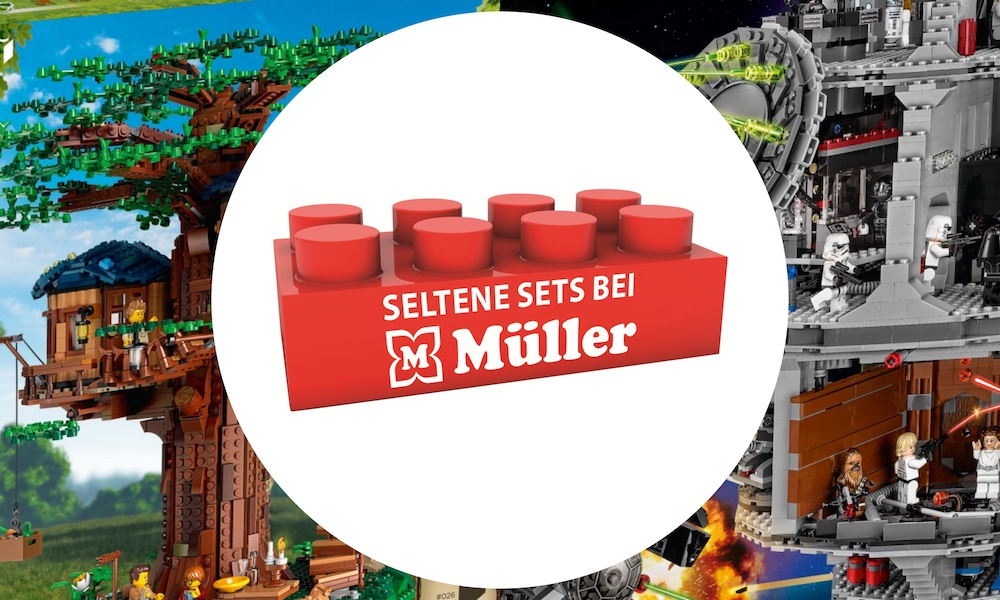 Baumhaus und Todesstern bei Müller