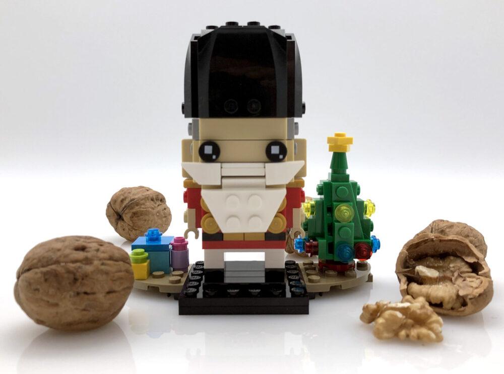 LEGO BrickHead 40425 Nutcracker 112
