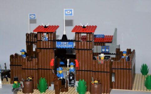 LEGO Western 6762/6769 Fort Legoredo