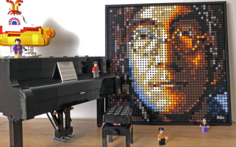 LEGO Art 31198 The Beatles