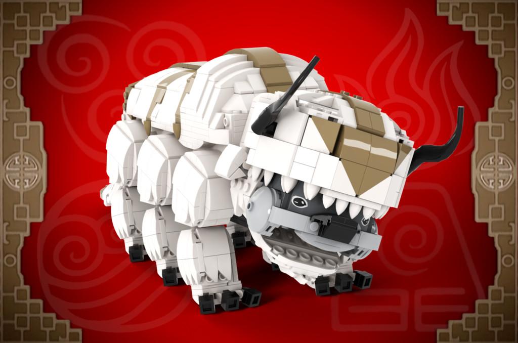 LEGO Ideas Appa ohne Verbündete