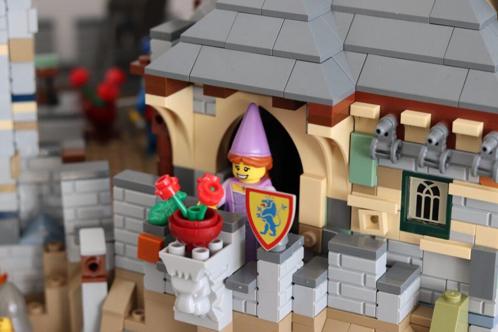 Prinzessin der LEGO Burg von DERBOOR