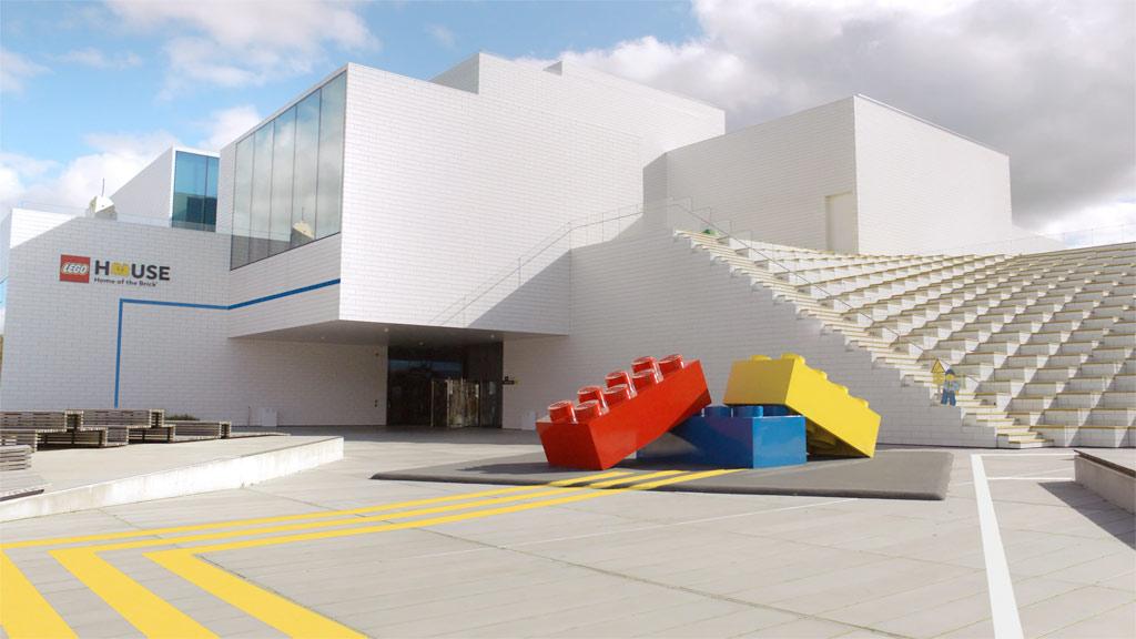 LEGO und Adidas: LEGO House