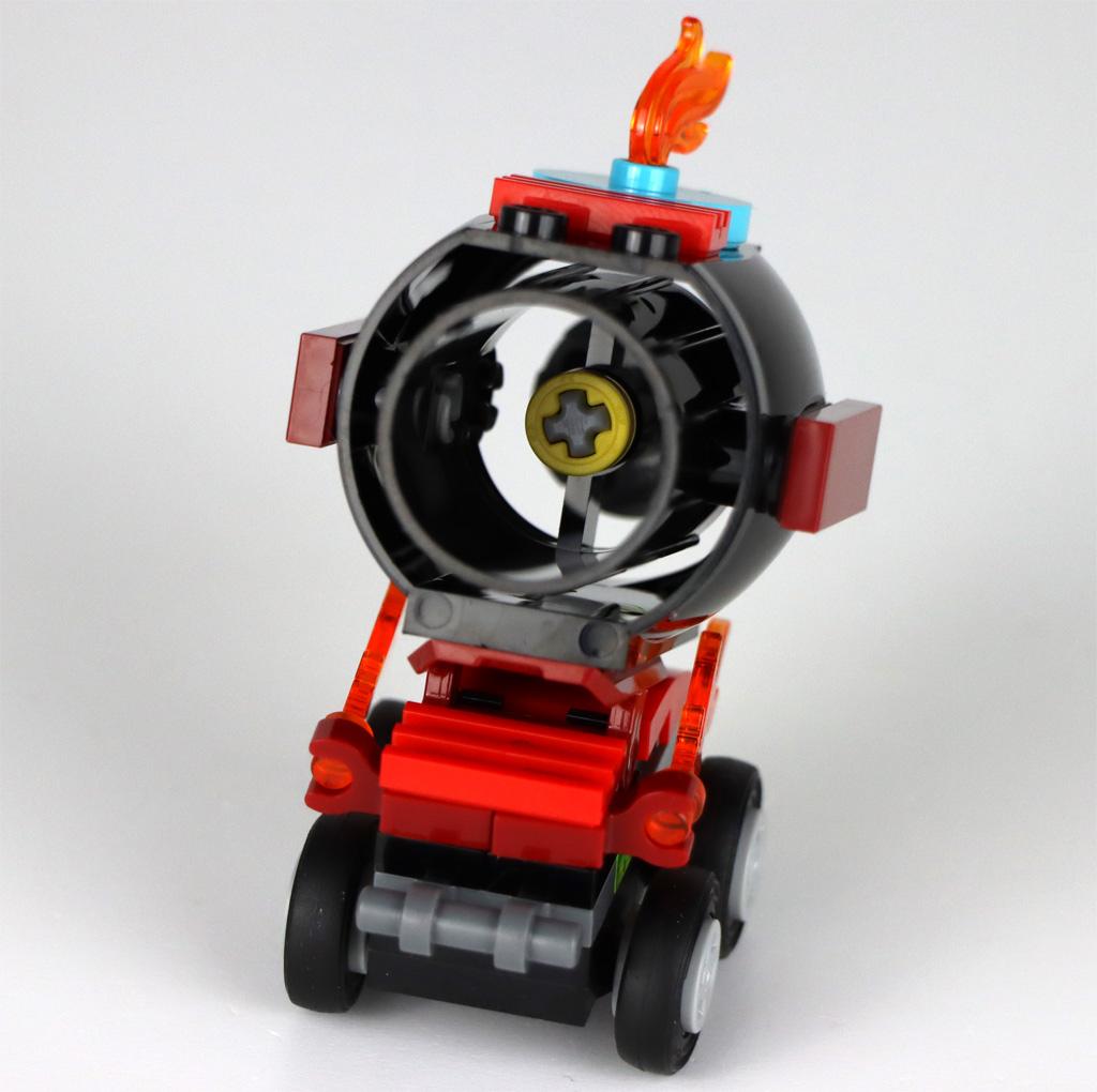 LEGO Hidden Side 30464 El Fuegos Stunt-Kanone Polybag Gratis-Beigabe