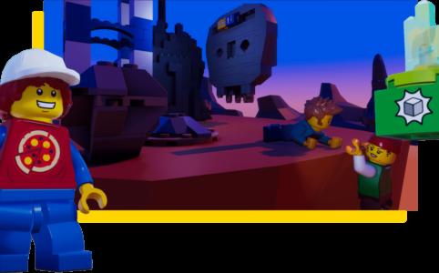 LEGO Microgame