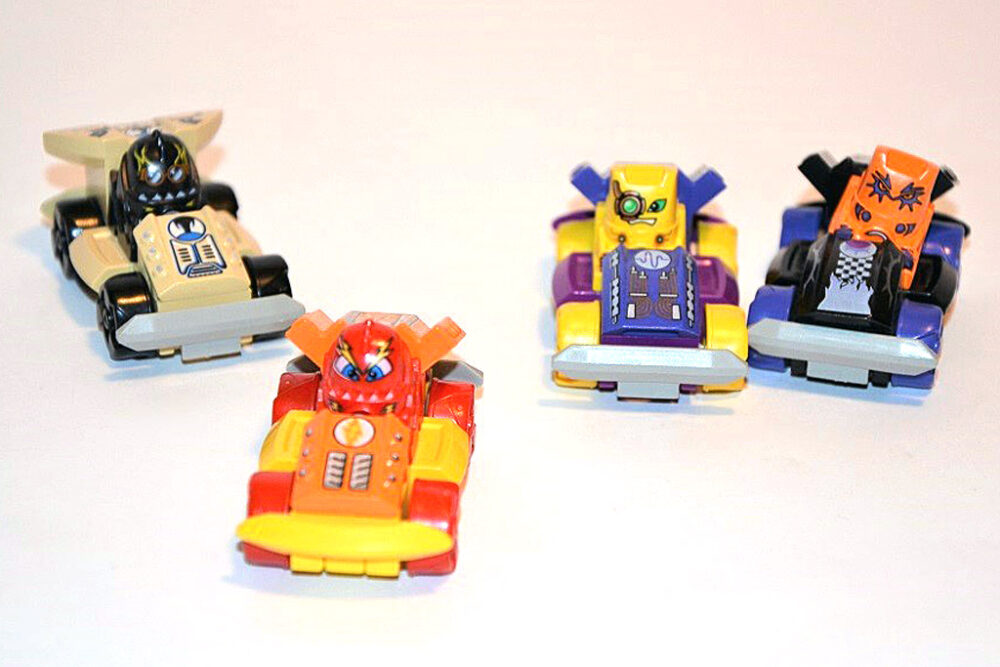 LEGO Racers Xalax-Racer Review